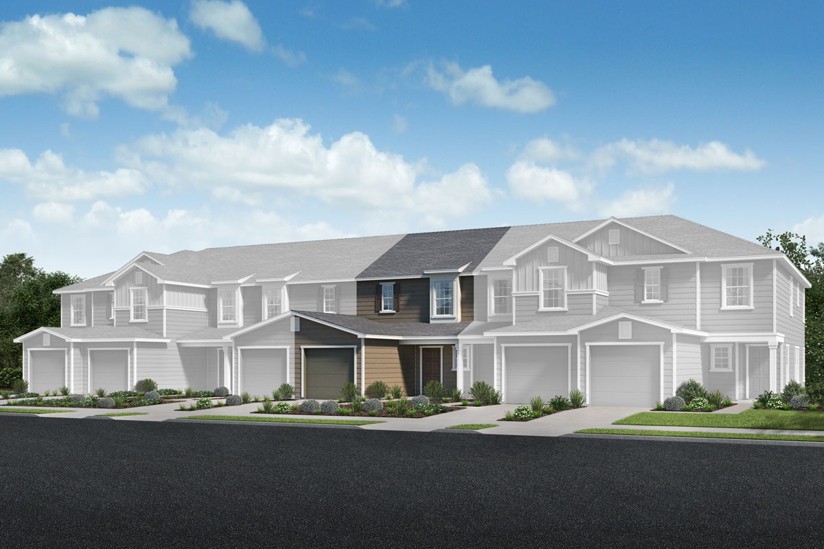 New Homes in St. Augustine, FL - The Emery