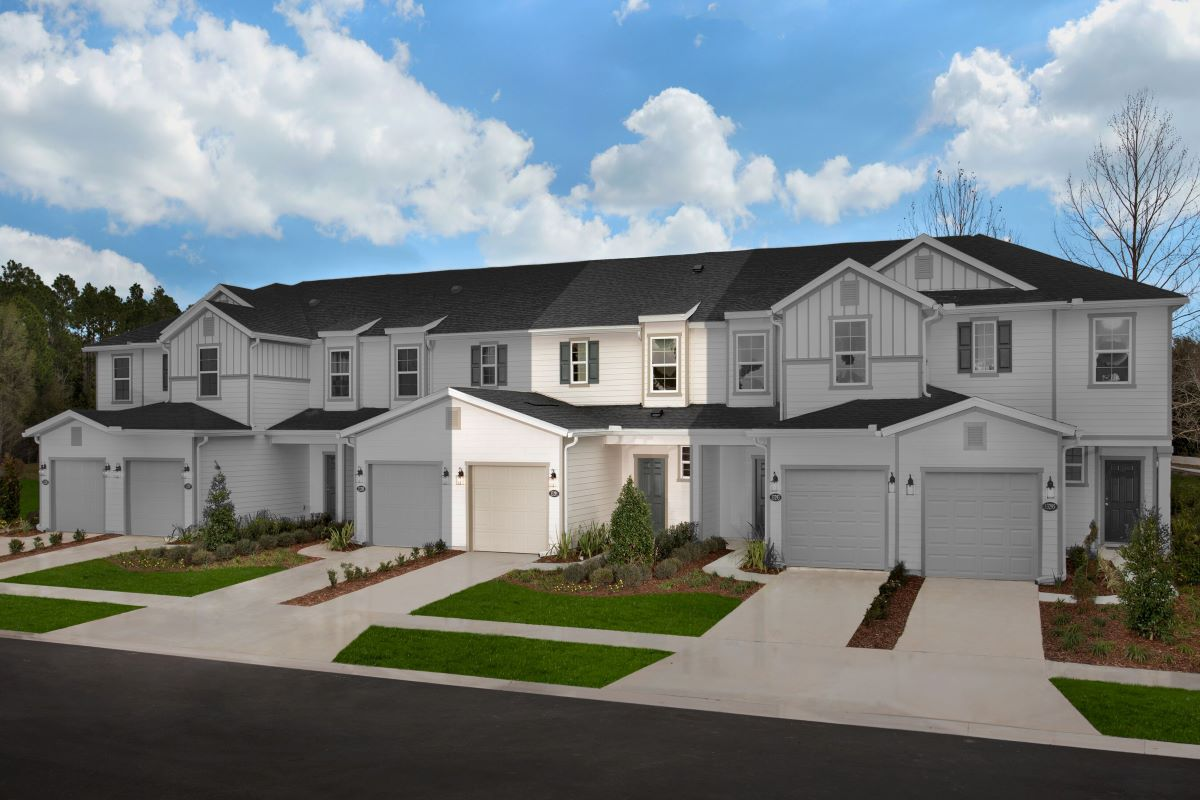 New Homes in Jacksonville, FL - Flagler Cove The Emery