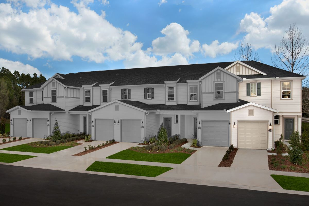New Homes in Jacksonville, FL - The Pearce Modeled