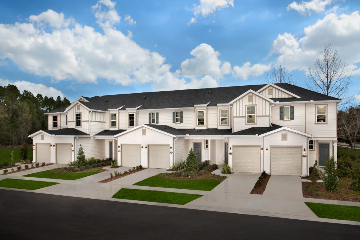 New Homes In Jacksonville Florida By Kb Home