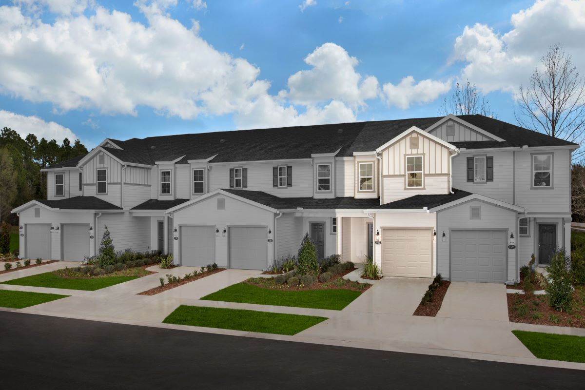 New Homes in Jacksonville, FL - The Warren Modeled