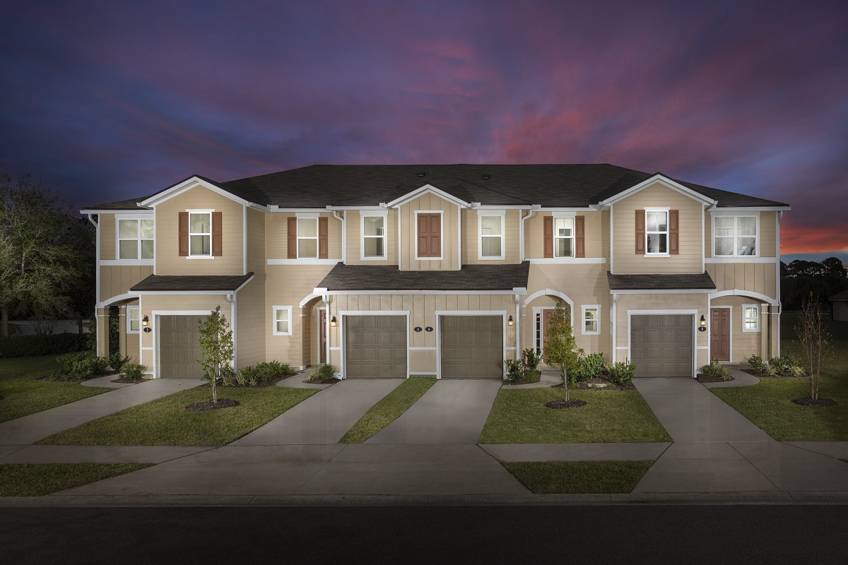 Gardens At Addison Oaks A New Home Community By Kb Home