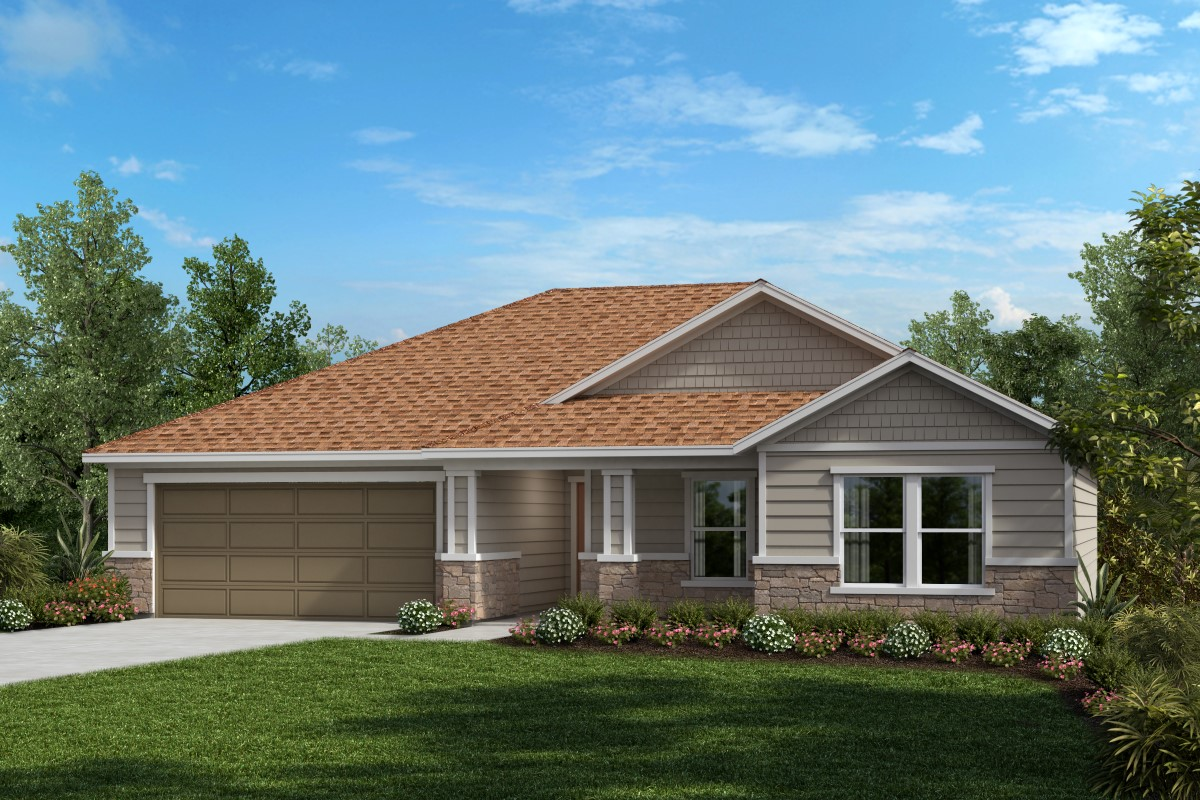 New Homes in Jacksonville, FL - The Lincoln