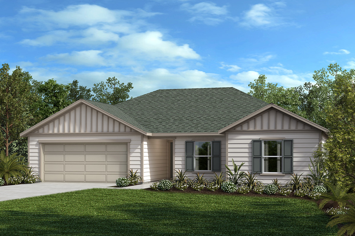 New Homes in Jacksonville, FL - The Conway