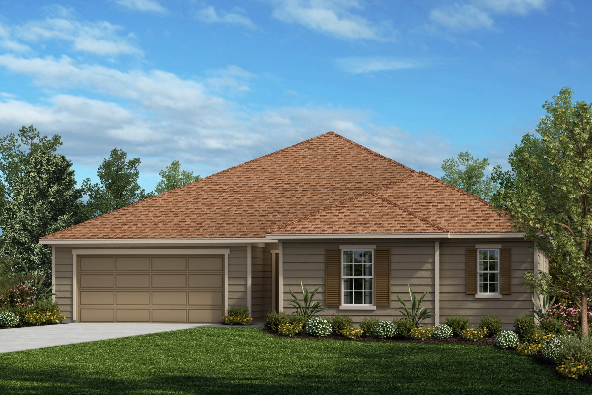 New Homes in Jacksonville, FL - The Porter