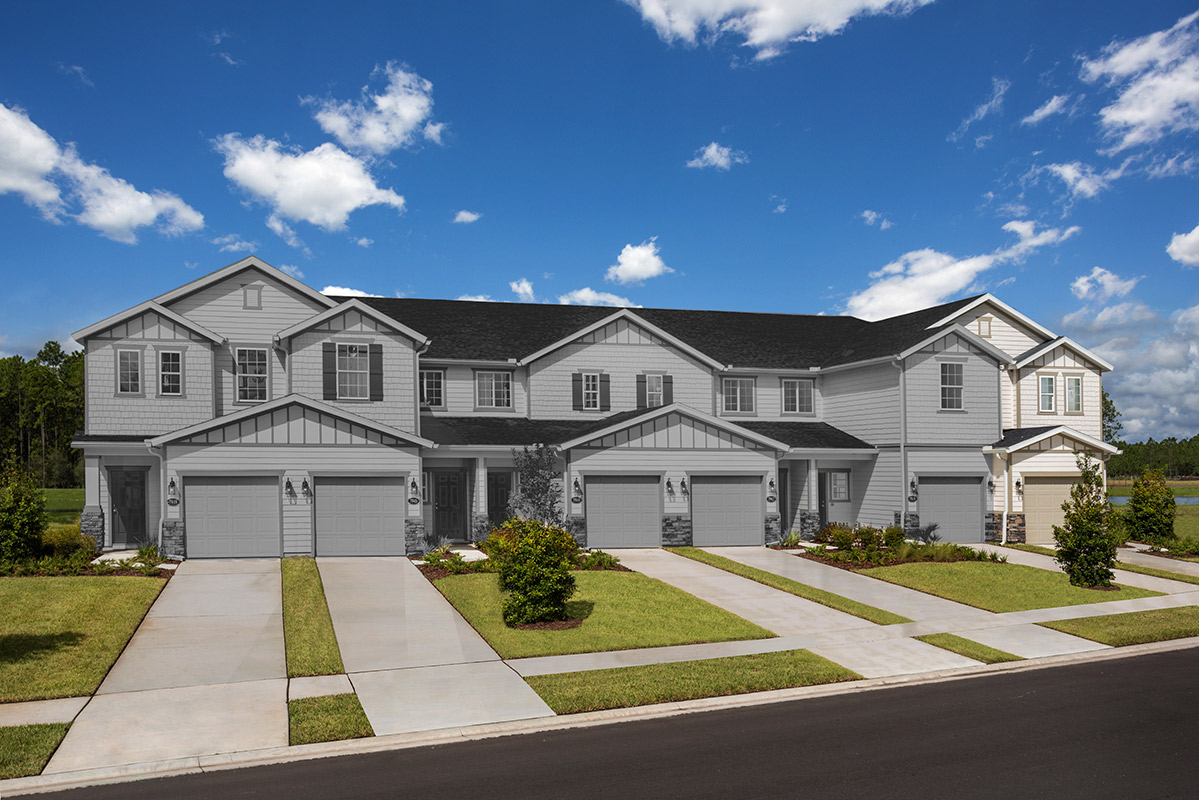 New Homes in Jacksonville, FL - The Griffith Modeled