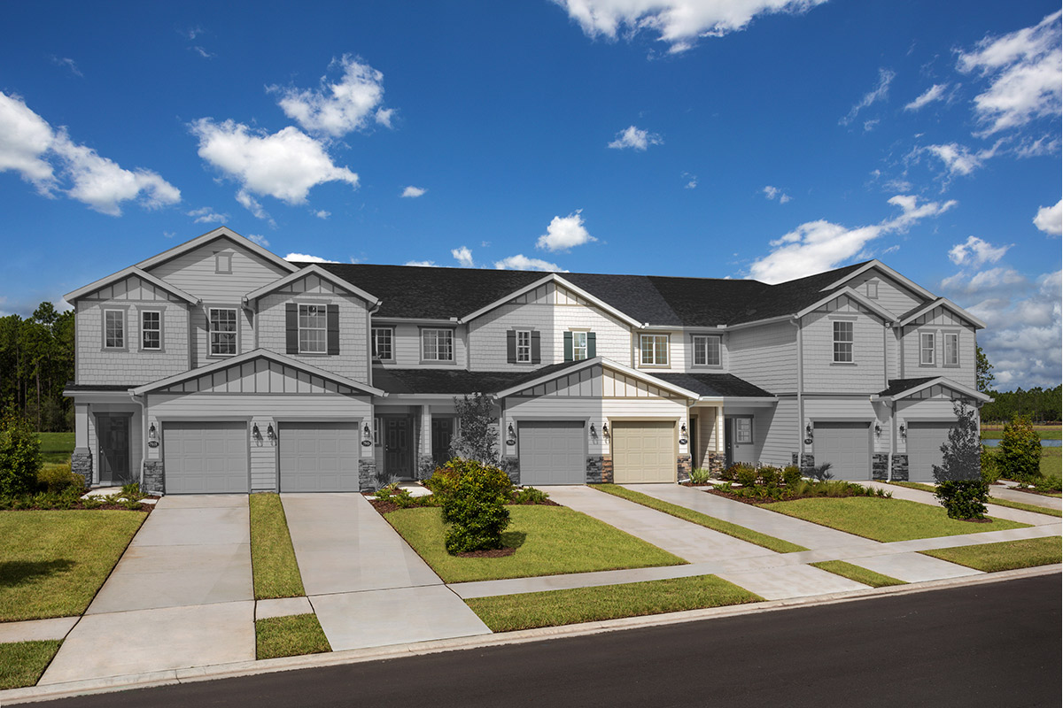 New Homes in Jacksonville, FL - The Watson Modeled