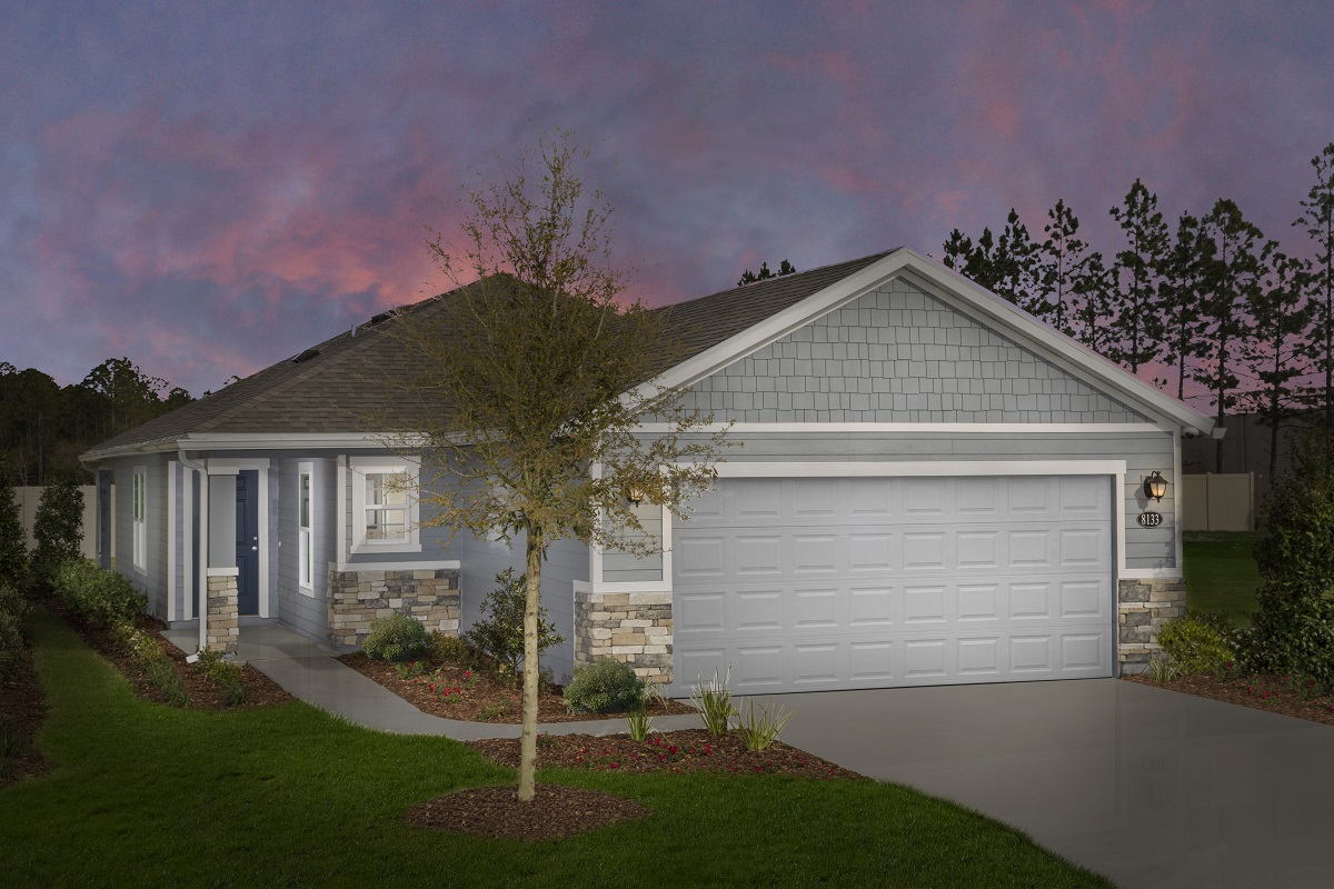 Browse new homes for sale in Meadows at Oakleaf
