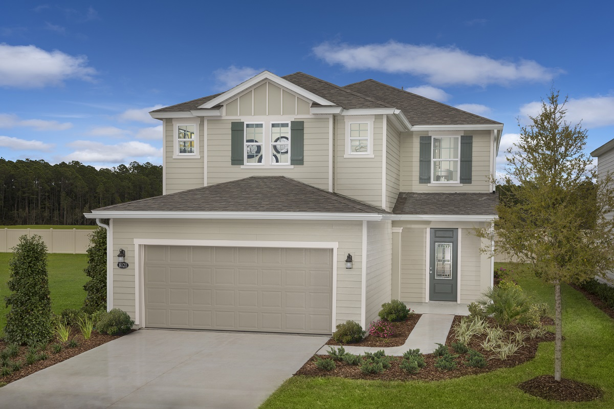 New Homes in Jacksonville, FL - Meadows at Oakleaf The Westin