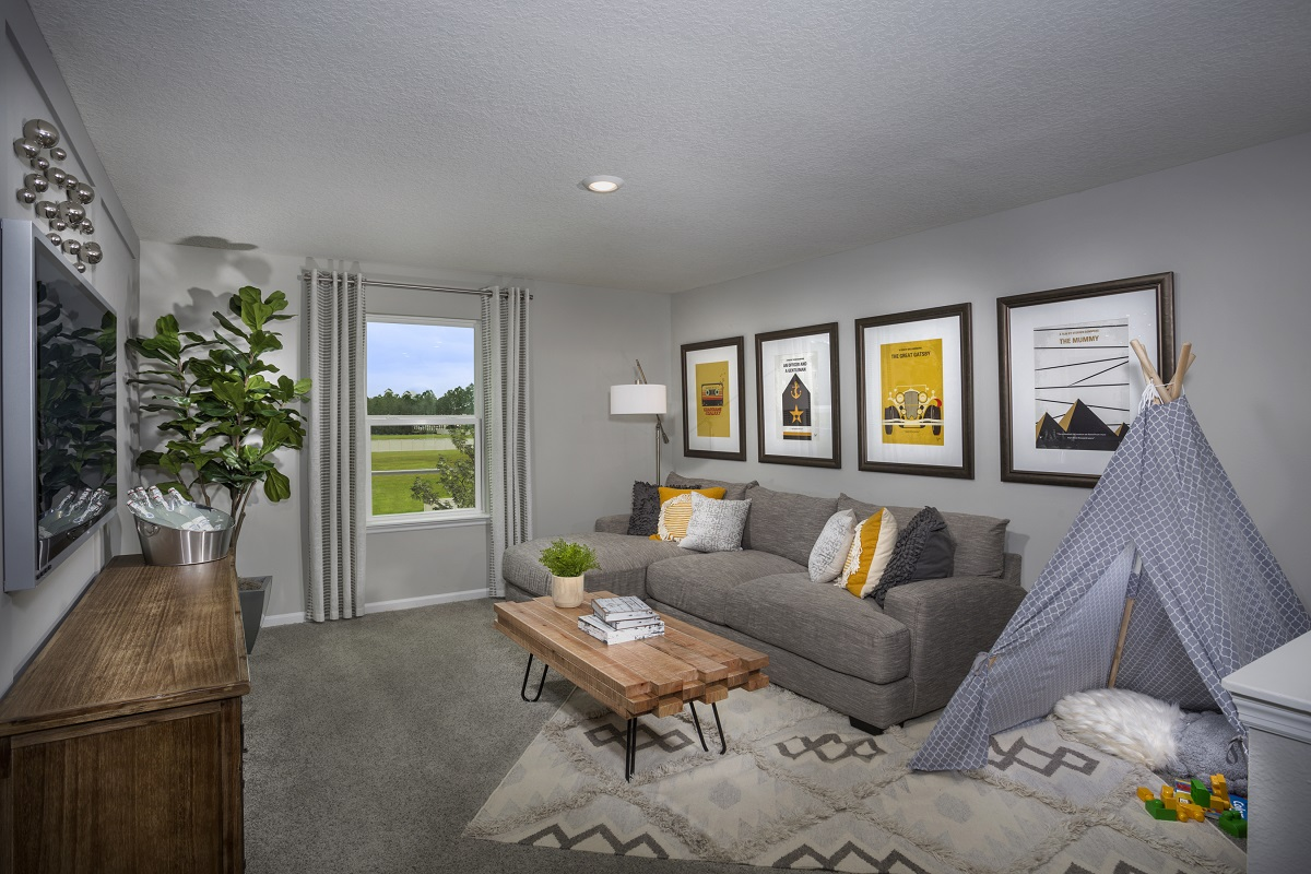 New Homes in Jacksonville, FL - Meadows at Oakleaf The Westin Loft