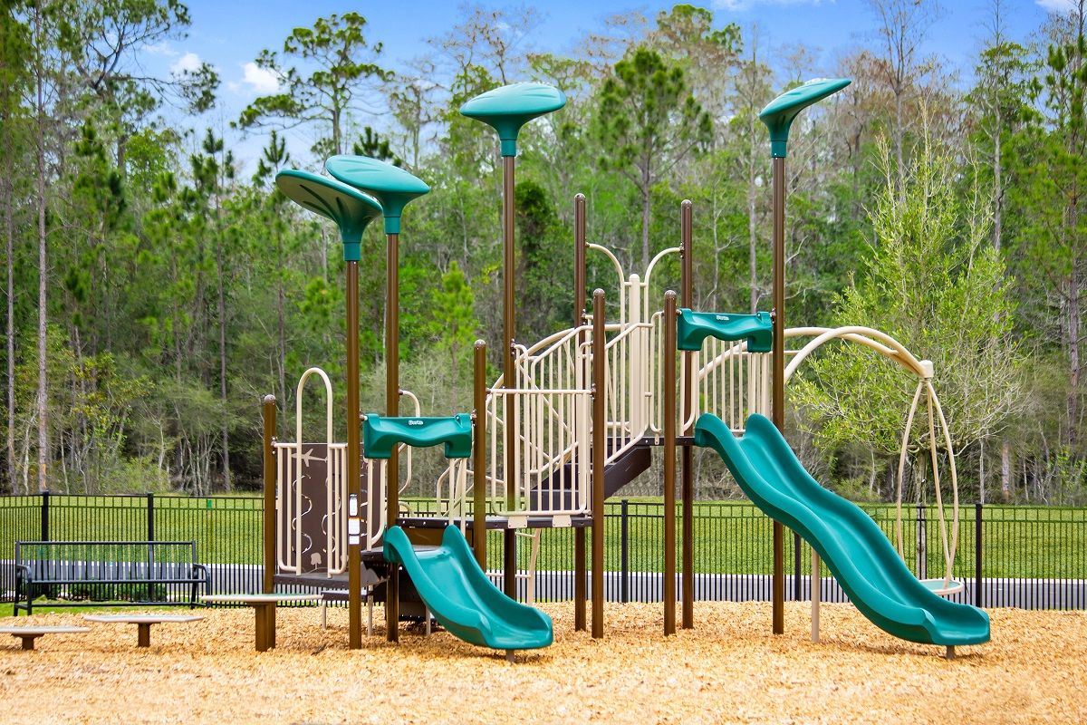 New Homes in Jacksonville, FL - Meadows at Oakleaf Playground