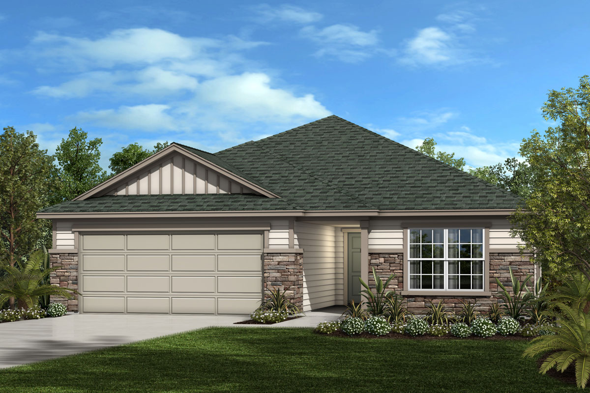 New Homes in St. Johns County, FL - The Avondale