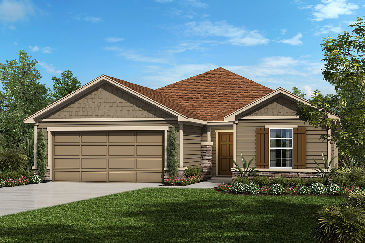 New Homes in St. Johns County, FL - The Captiva
