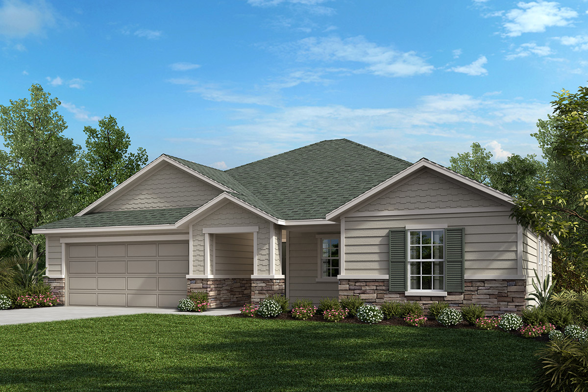 New Homes in St. Johns County, FL - The Claremont