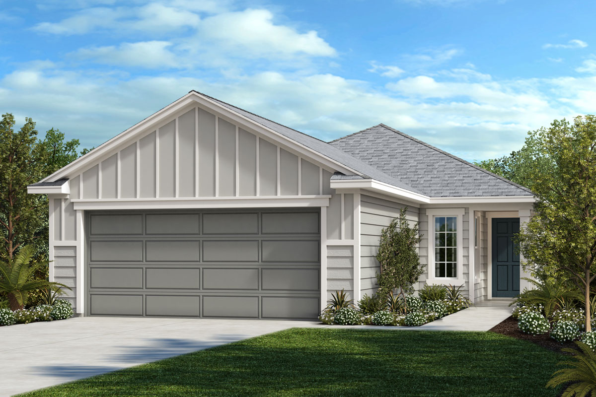 New Homes in Jacksonville, FL - Plan 1221