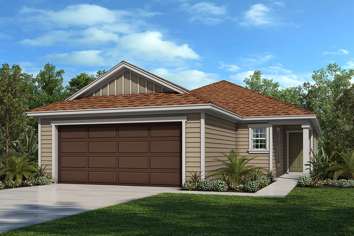 New Homes in Jacksonville, FL - Plan 1501