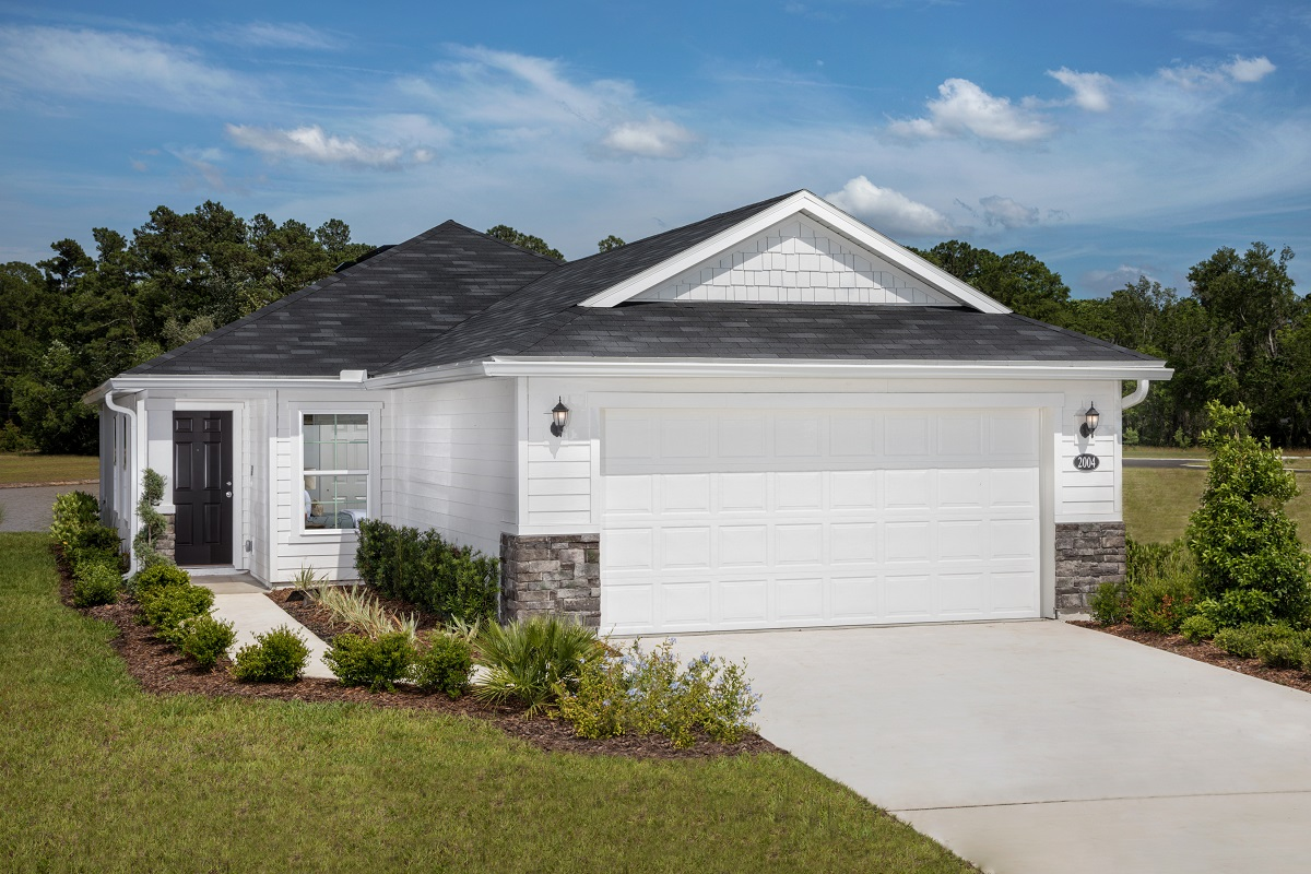 New Homes in Jacksonville, FL - Oakhurst Park Plan 1342 Elevation L