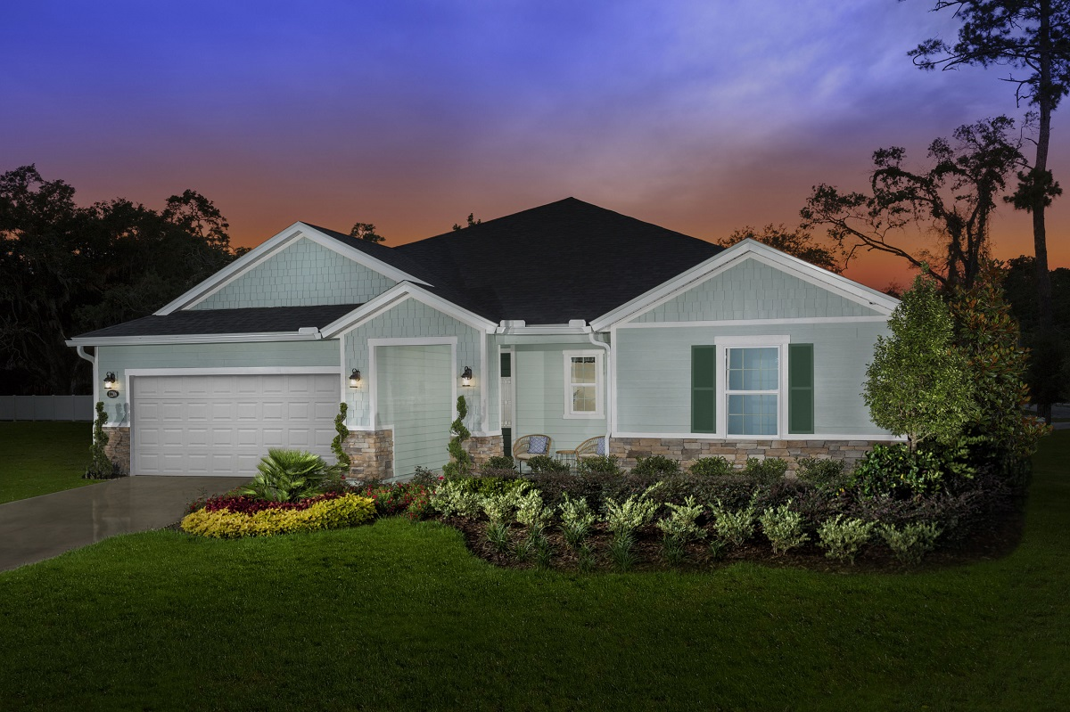 Browse new homes for sale in Oakwood Manor