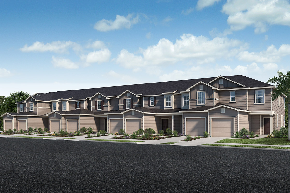 New Homes in St. Augustine, FL - Traditional 8-Plex