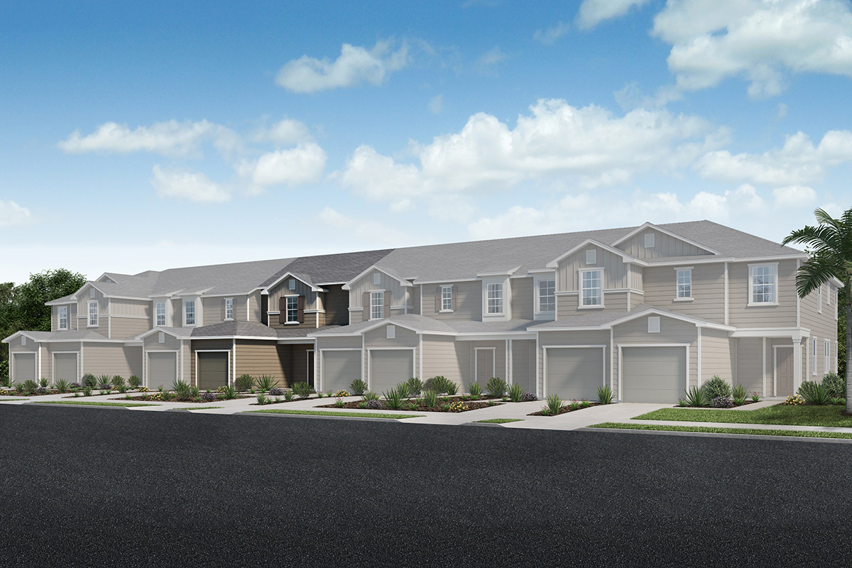 New Homes in St. Augustine, FL - The Easton