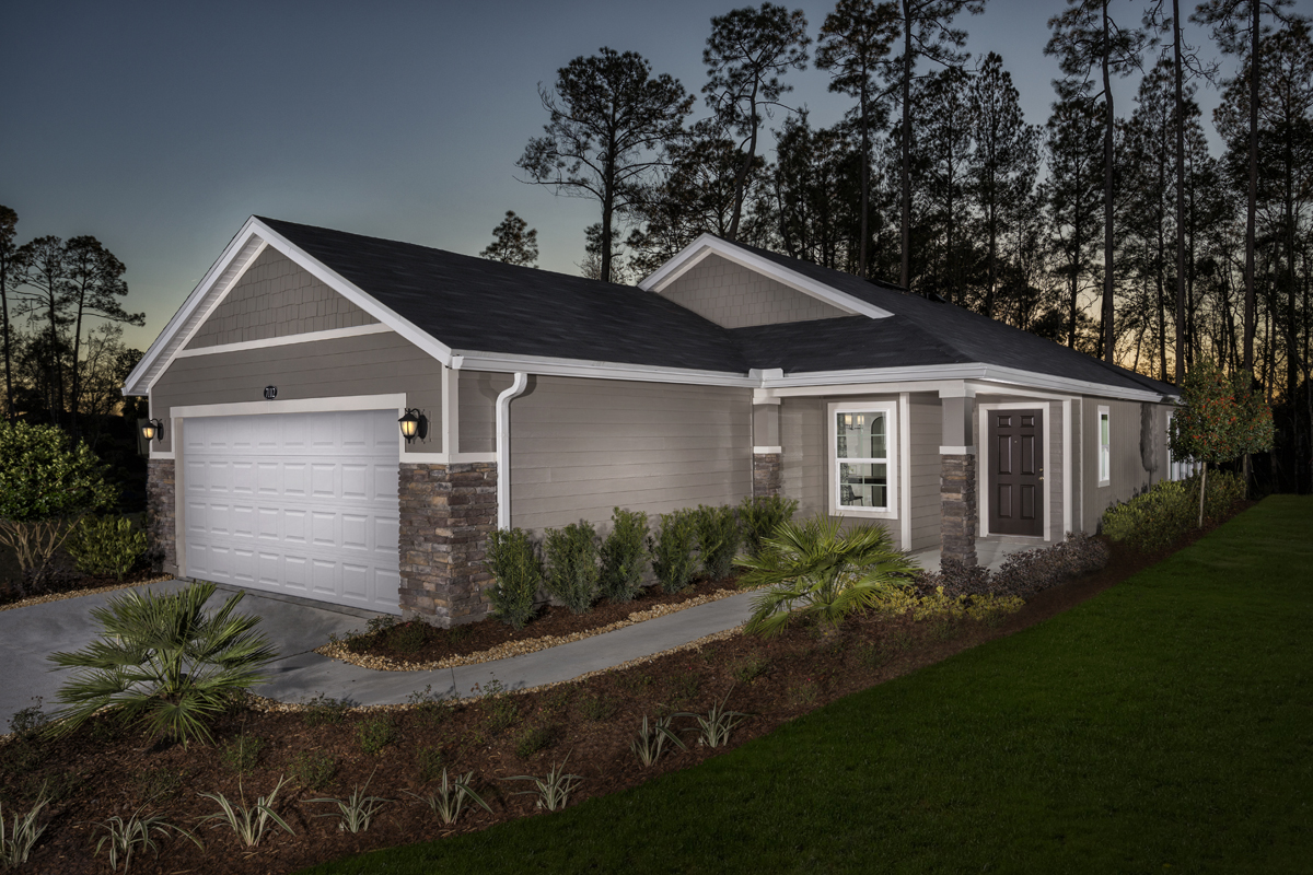 Browse new homes for sale in Preston Pines