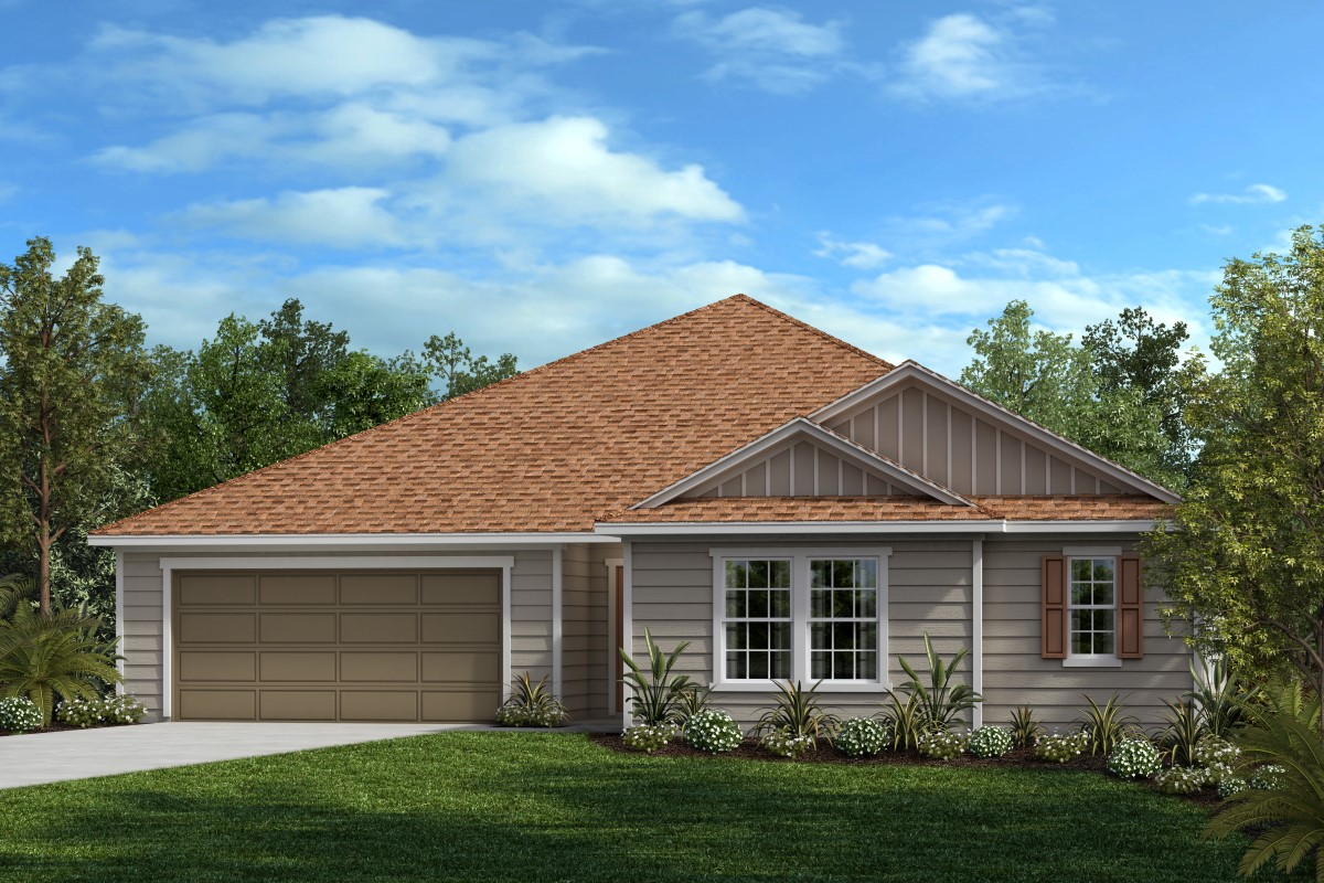 New KB quick-move-in homes available at Price Park in Jacksonville, FL.  is one of many quick-move-in homes to choose from.