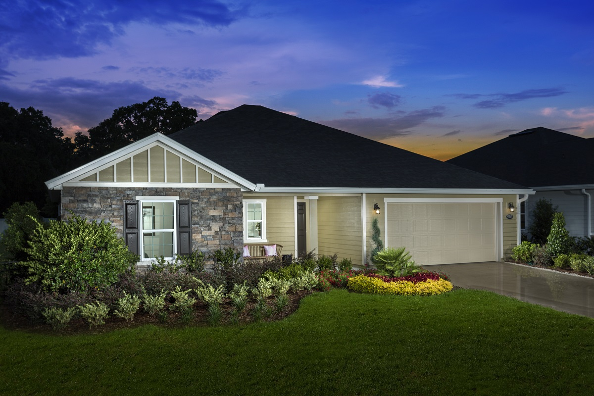 Price Park A New Home Community By Kb Home