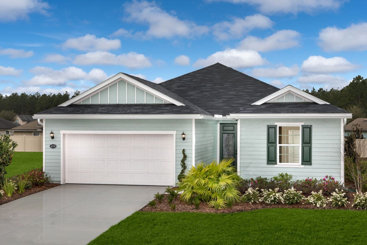 New Homes in Jacksonville, FL - Sandler Lakes The Sullivan