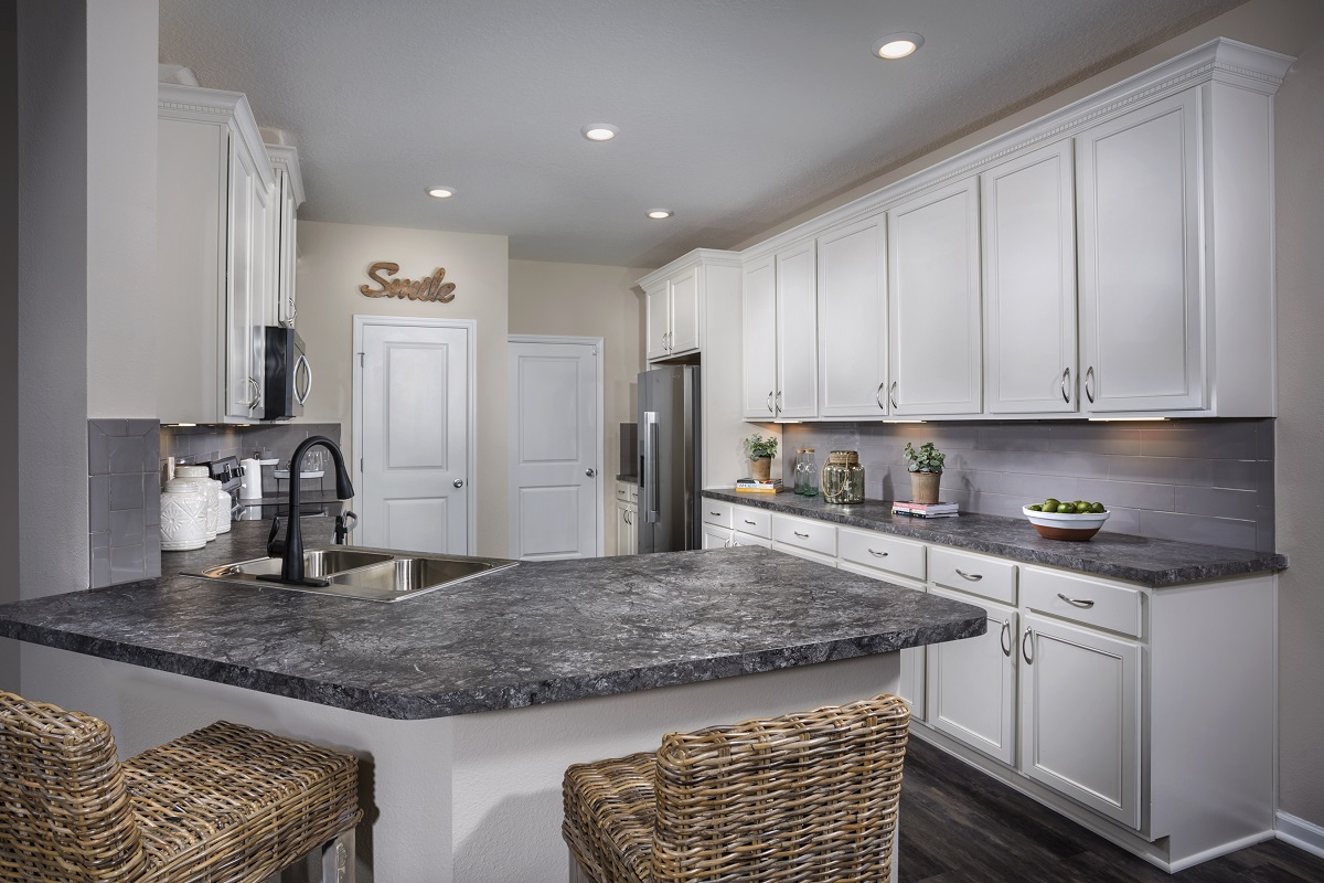 New Homes in St. Augustine, FL - Sawmill Landing The Savannah Kitchen