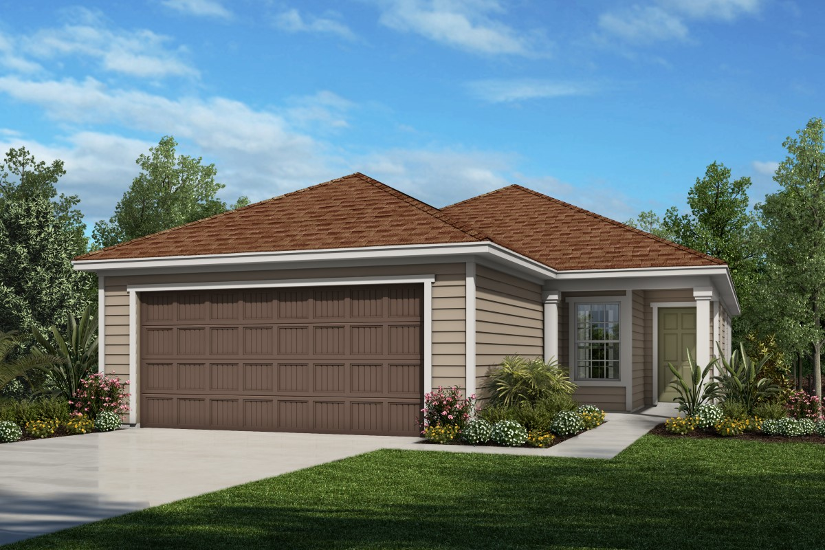 New Homes in St. Augustine, FL - Elevation L