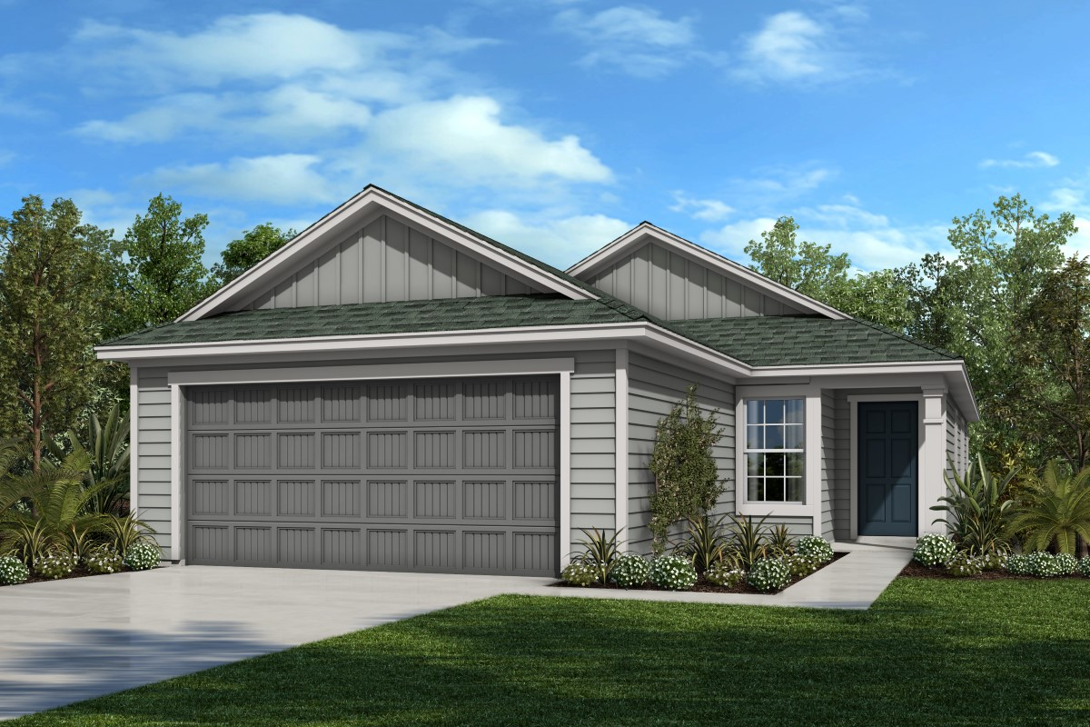 New Homes in St. Augustine, FL - The Kingsley Modeled
