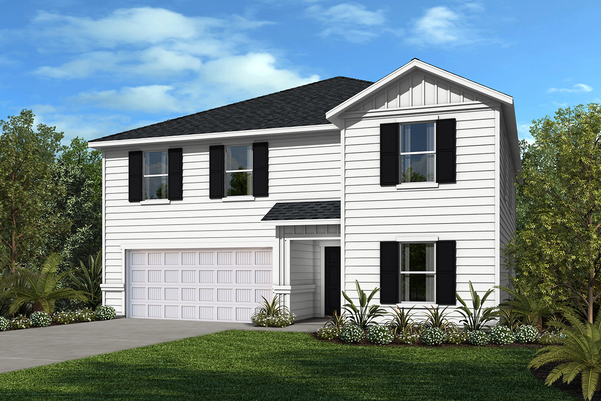 New Homes in St. Augustine, FL - The Woodward