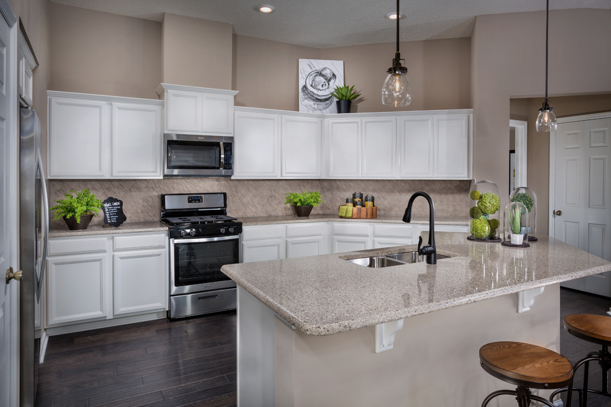 New Homes in St. Augustine, FL - Southshore at Bannon Lakes - Executive Series The Hayden Kitchen