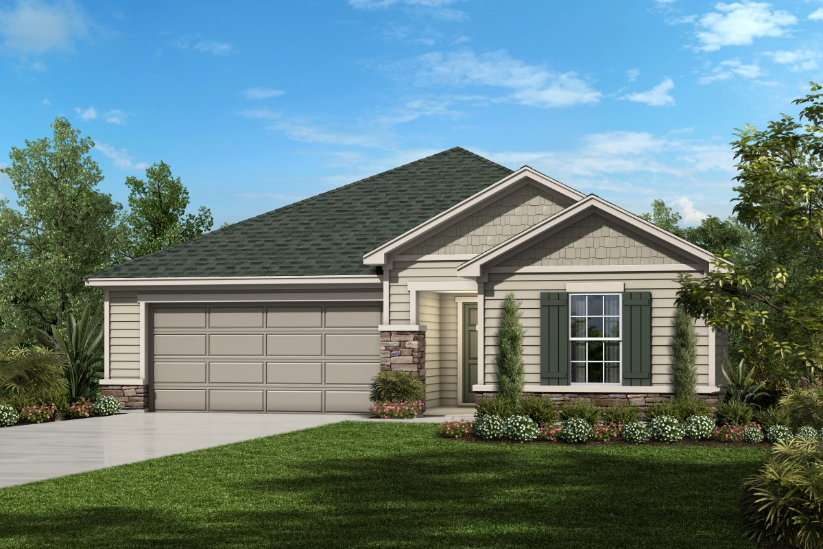 New Homes in St. Augustine, FL - The Berkley