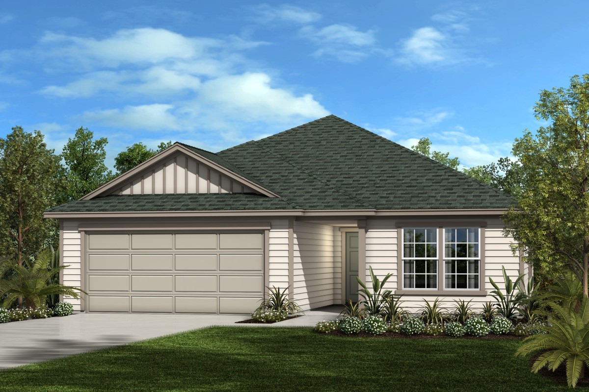 New Homes in Jacksonville, FL - Plan 1707