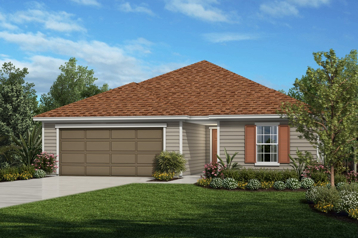 New Homes in Jacksonville, FL - Plan 2003