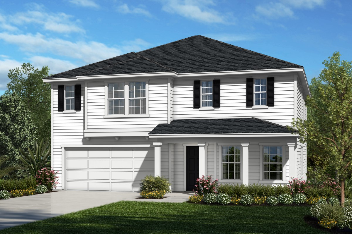 New Homes in Green Cove Springs, FL - Plan 2716