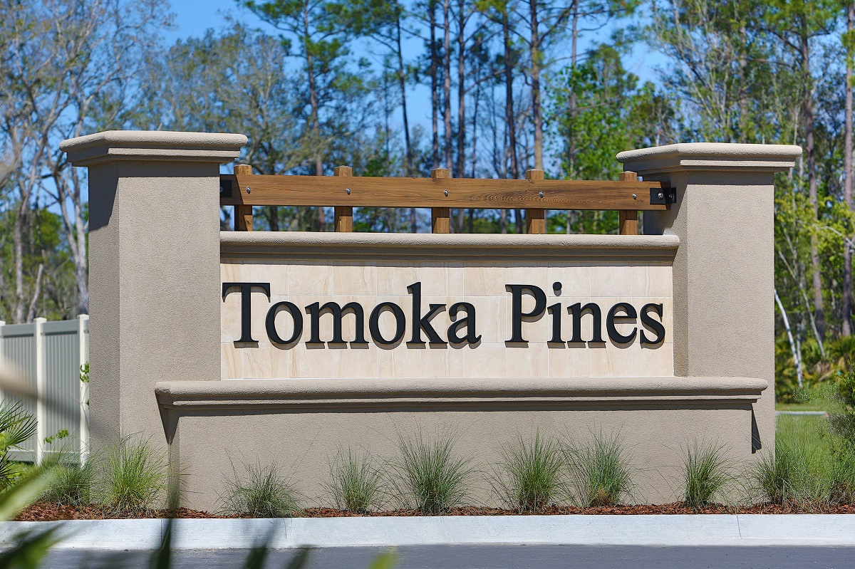 New Homes in St. Augustine, FL - Tomoka Pines Tomoka Pines