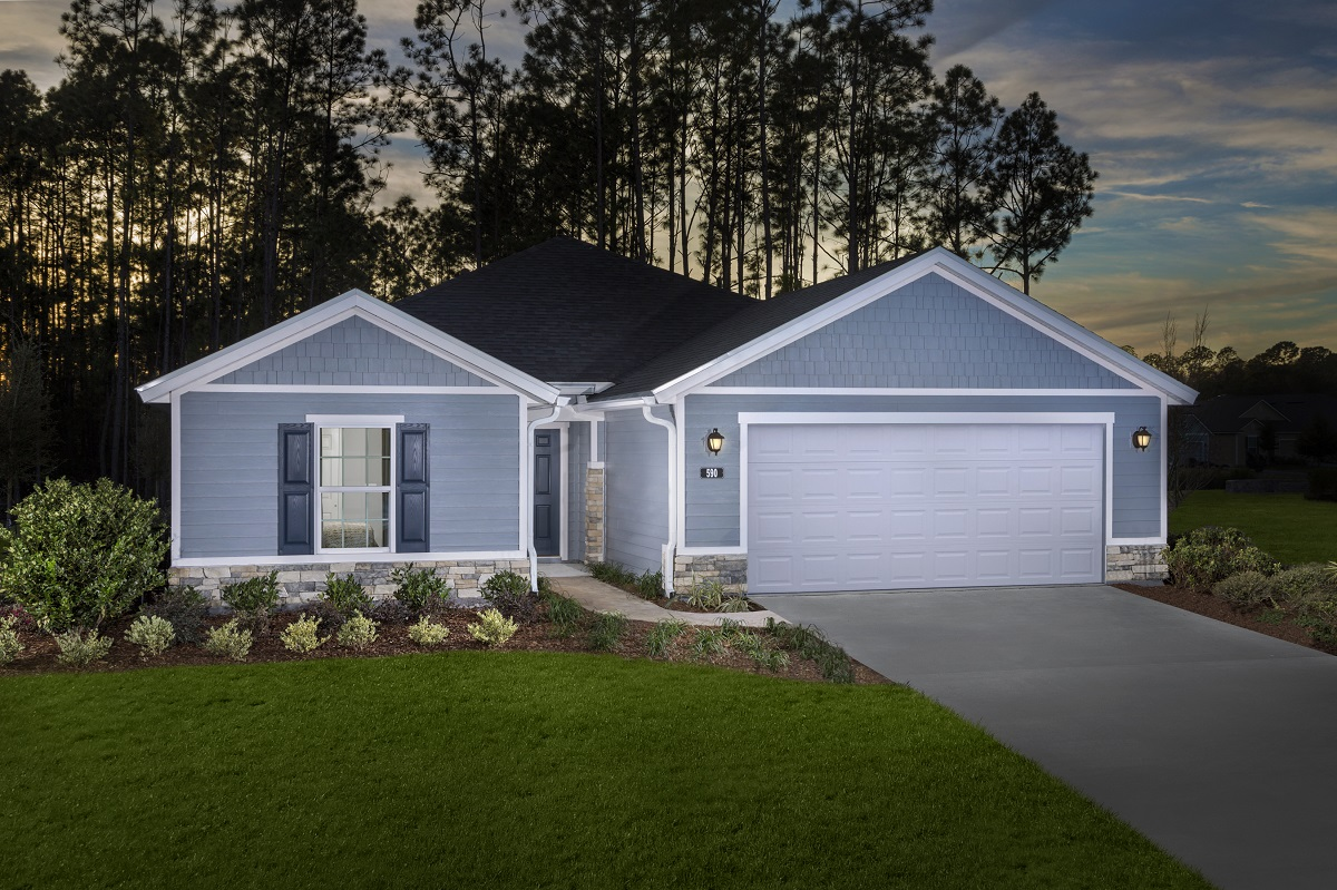 Browse new homes for sale in Sandler Lakes