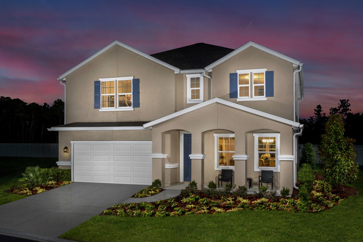 New Homes For Sale In Jacksonville Fl Vista Pointe Community By Kb Home