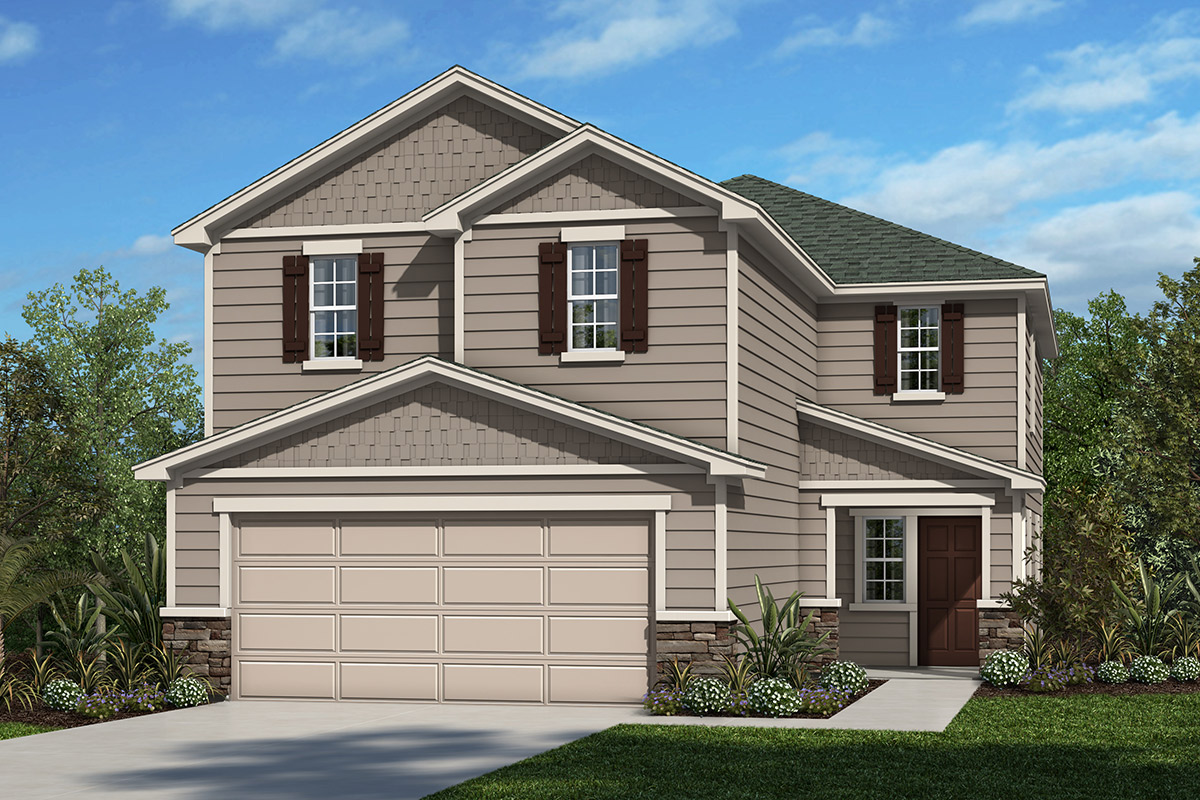 New Homes in Jacksonville, FL - The Miramar