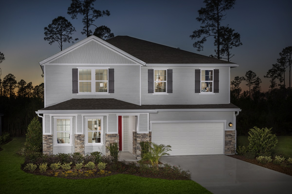 New Homes in Jacksonville, FL - Williamstown The Madison