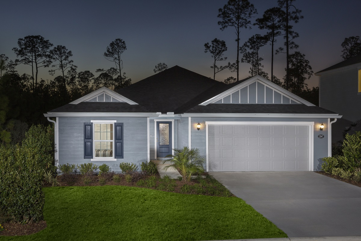 New Homes in Jacksonville, FL - Williamstown The Sullivan
