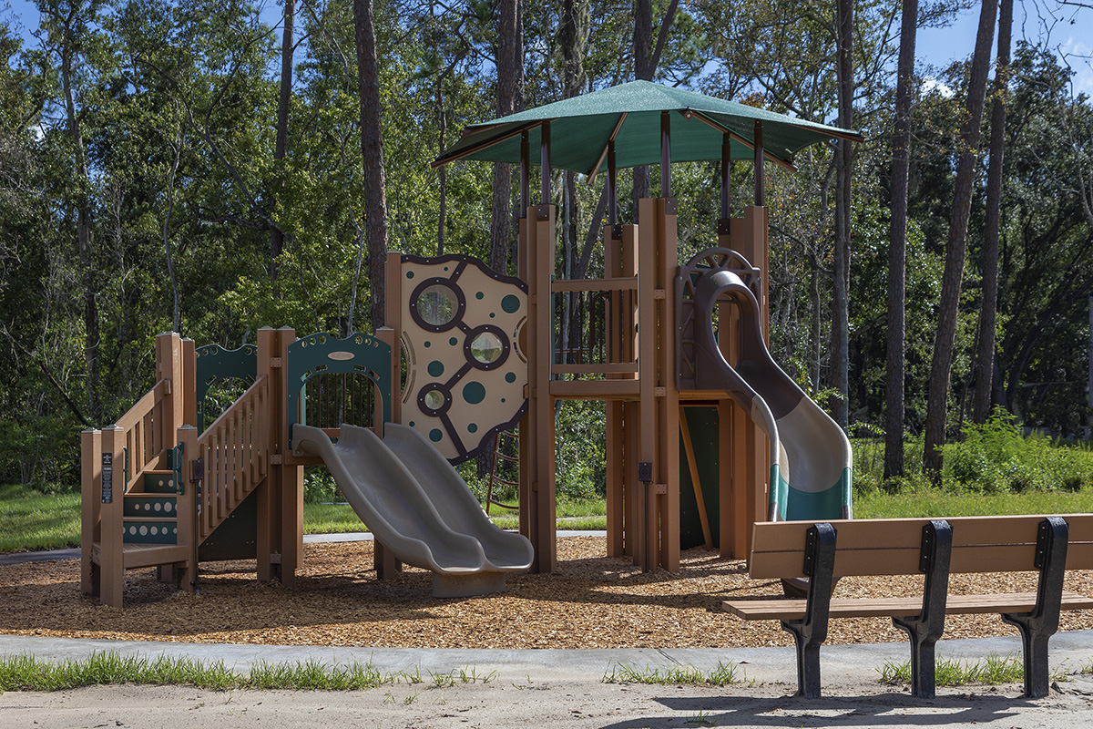 New Homes in Lakeland, FL - Cayden Reserve Tot Lot