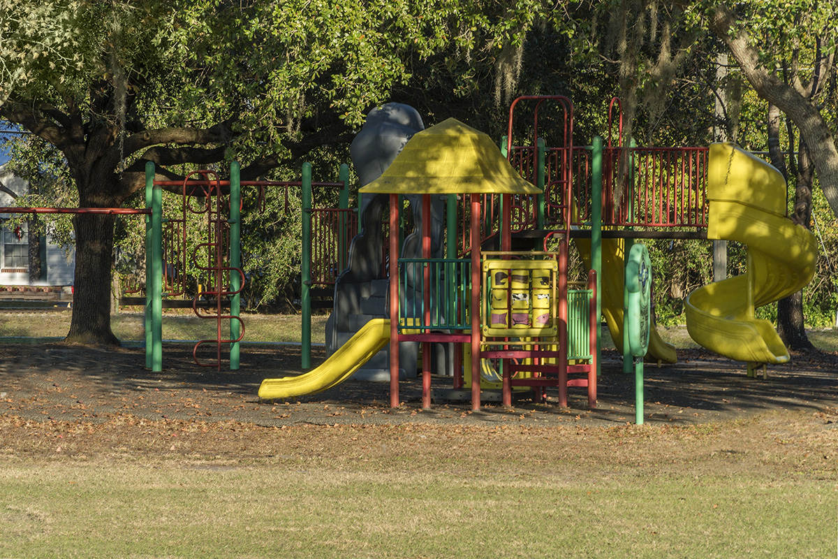 New Homes in Lakeland, FL - Cayden Reserve Playground at Hunt Fountain Park