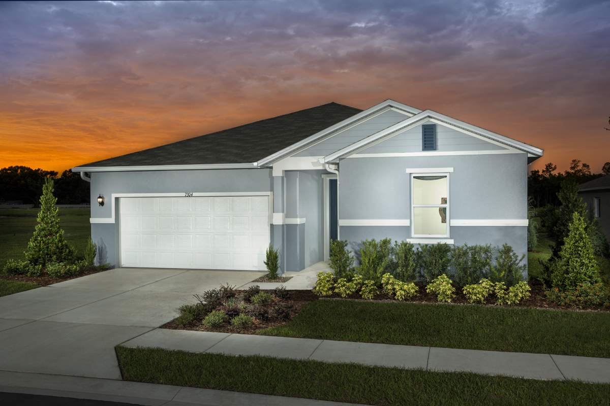 New Homes in Lakeland, FL - Cayden Reserve Plan 2168