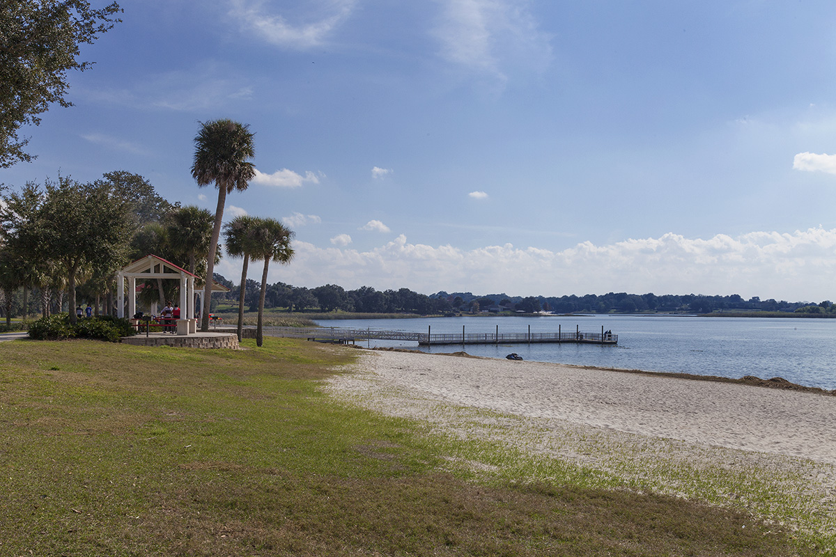New Homes in Winter Haven, FL - Lake Lucerne Lake Eva Park Beach