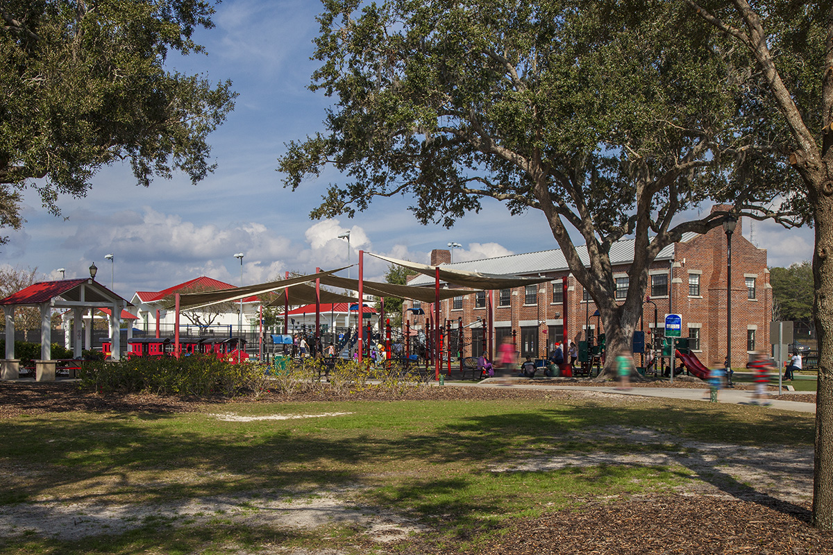 New Homes in Winter Haven, FL - Lake Lucerne Lake Eva Park