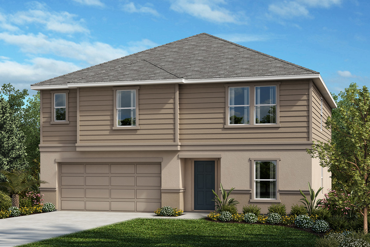 New Homes in Winter Haven, FL - Elevation E