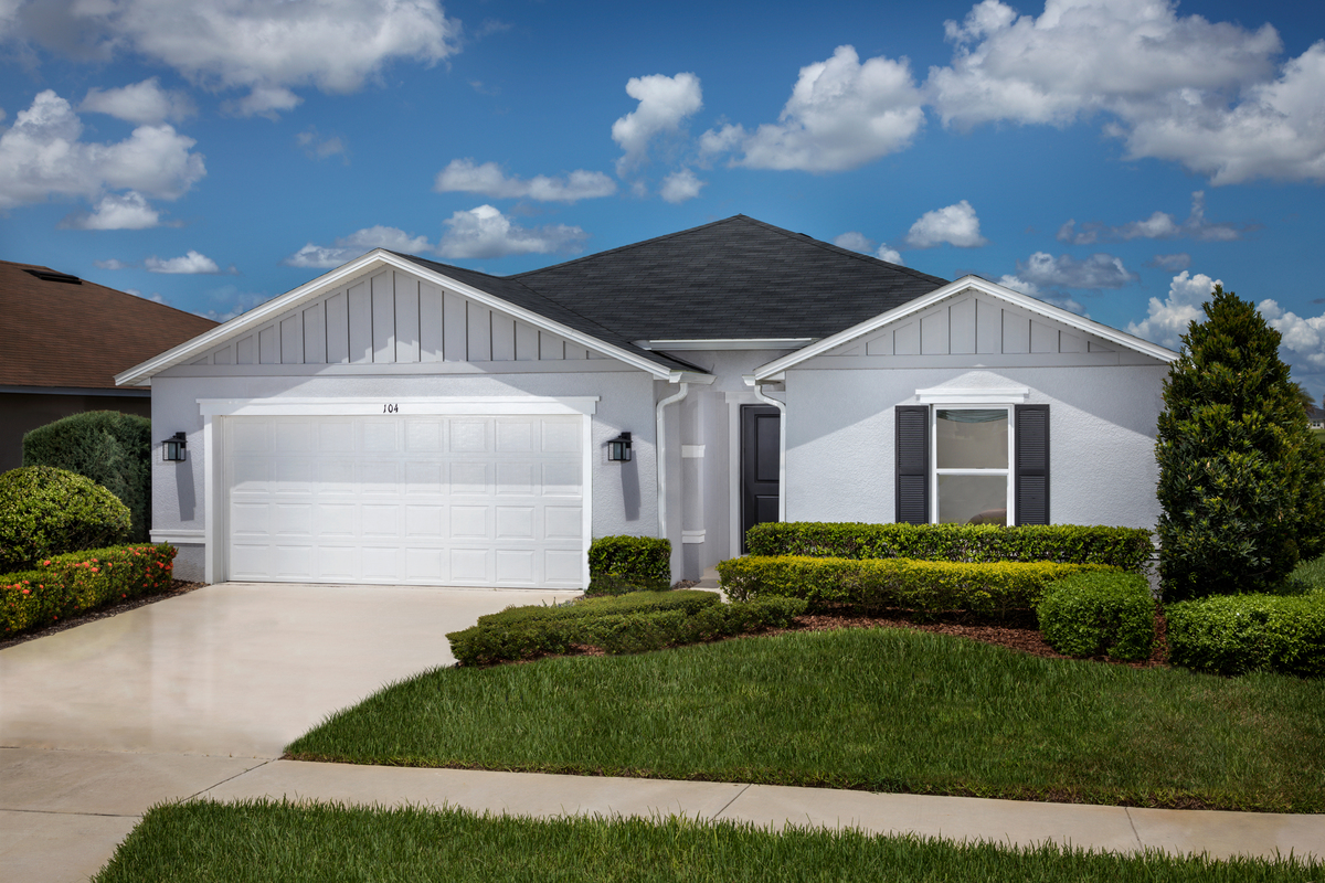 Lake Lucerne A New Home Community By Kb Home
